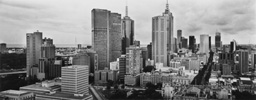 Melbourne from St Patrick's Cathedral